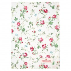 GG20 Tea towel Constance white