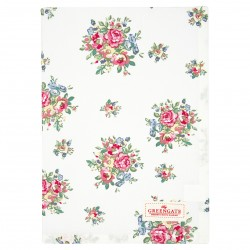 GG20 Tea towel Franka white