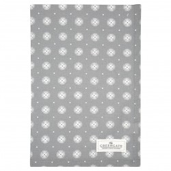GG20 Tea towel Saga warm grey