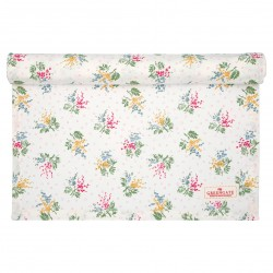 GG20 Table runner Mira white