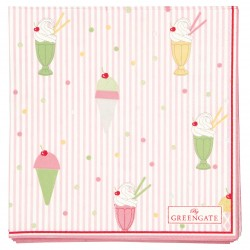 GG20 Napkin Isa pale pink small 20pc