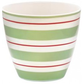 KUBEK LATTE CUP ELINOR GREEN GREEN GATE