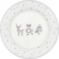 GG Kids plate Forrest lavender