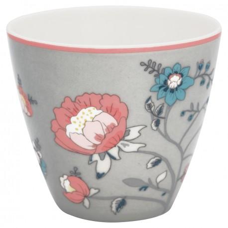 GG Latte cup Sienna grey