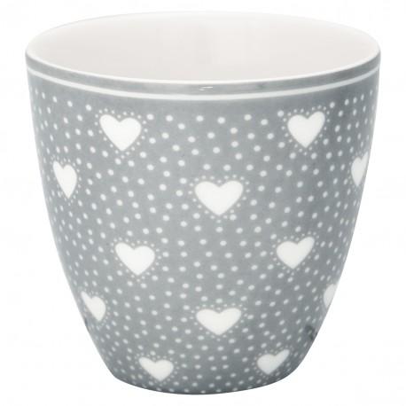 GG Mini latte cup Penny grey