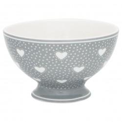 GG Snack bowl Penny grey