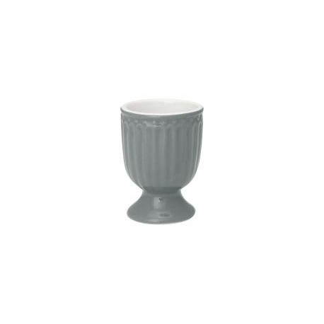 GG  Egg cup Alice stone grey