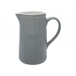 GG Jug Alice stone grey