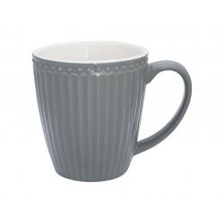 GG Mug Alice stone grey