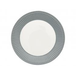 GG Plate Alice stone grey