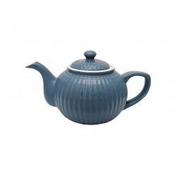 GG Teapot Alice ocean blue