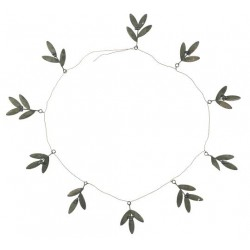 String w/10 mistletoes