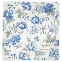 GG Napkin Donna blue