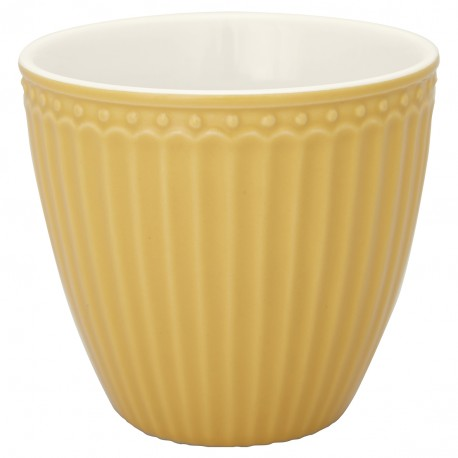 GG Latte cup Alice honey mustard