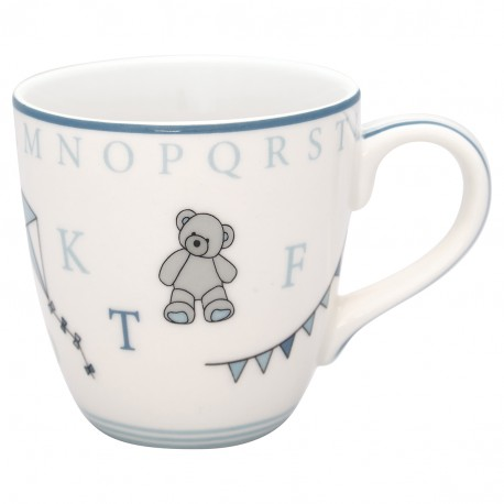 GG Kids mug Charlie blue