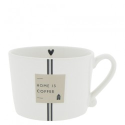 KUBEK  White/Home is Coffee BASTION COLLECTIONS