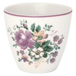 Latte cup Marie dusty rose