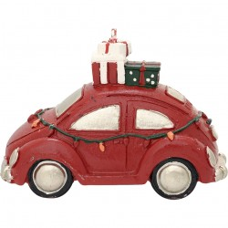 Car red small