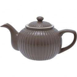 Teapot Alice dark chocolate