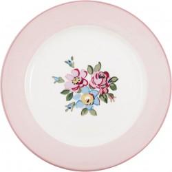 Dinner plate Madison white