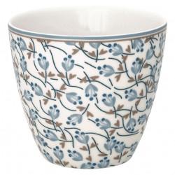 Latte cup Addison white
