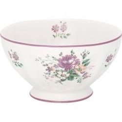 French bowl xlarge Marie dusty rose