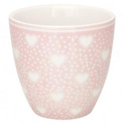 Mini latte cup Penny pale pink