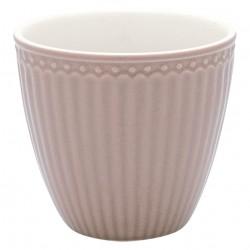 Latte cup Alice hazelnut brown