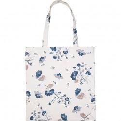 Tote bag Mozy white