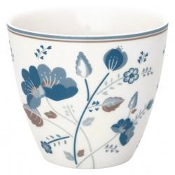 Latte cup Mozy white