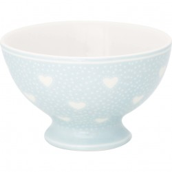 Snack bowl Penny pale blue