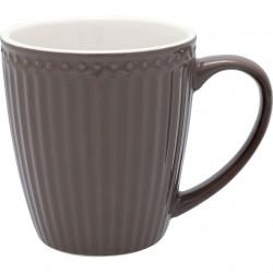 Mug Alice dark chocolate