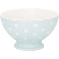 Soup bowl Penny pale blue