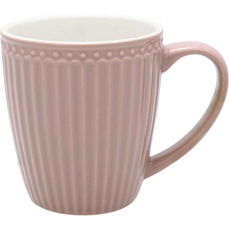 Mug Alice hazelnut brown
