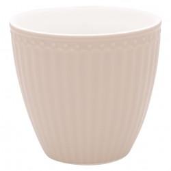Latte cup Alice creamy fudge