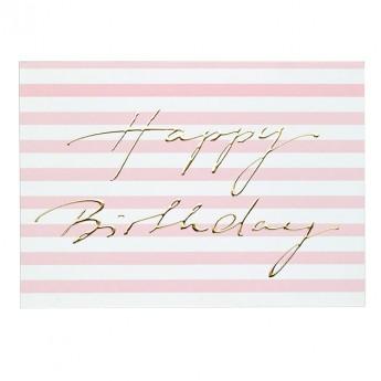 KARTKA POCZTOWA HAPPY BIRTHDAY KRIMA&ISA